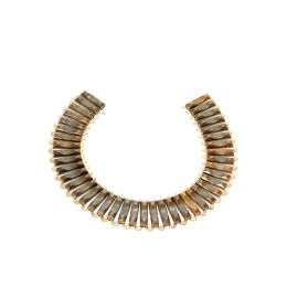 Collar Baguette Necklace