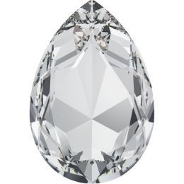 4327 Large Pear Fancy Stone