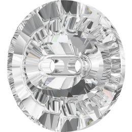 3019 Rivoli Crystal Button (2 holes)