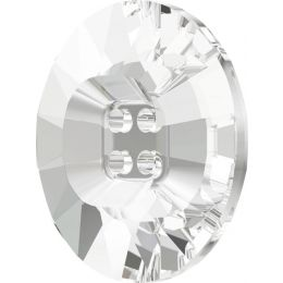 3018 Rivoli Crystal Button (4 holes)