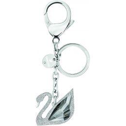 Swan Pavé Bag Charm & Key Ring