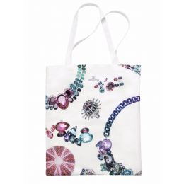 TOTE BAG WITH PATTERN