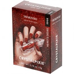 Swarovski® Crystal Pixie Edge HEART'S DESIRE 5g
