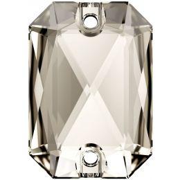 3252 Emerald Cut Sew-on Stone 14.0X10.0 MM Crystal SSHA (001 SSHA)