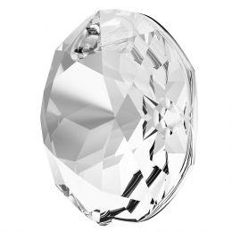 6430 CLassic Cut Pendant Crystal  (001)