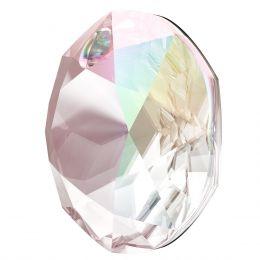 6430 CLassic Cut Pendant 10 MM Crystal AB (001 AB)