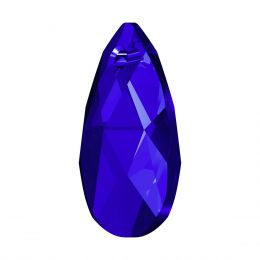 6106 Pear-shaped Pendant 16 MM Majestic Blue F (296)