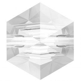 5060 Hexagon Spike 5.5 MM Crystal  (001)