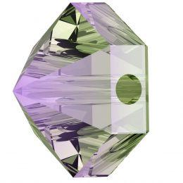 5060 Hexagon Spike 5.5 MM Crystal PARSH (001 PARSH)