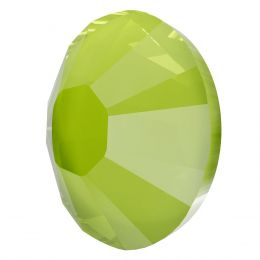 2038 XILION Rose Hotfix Crystal Lime (001 L125S)