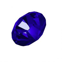 1028 XILION Chaton PP  5 Majestic Blue F (296)