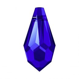 6000 Teardrop pendant 11.0X5.5 MM Majestic Blue F (296)
