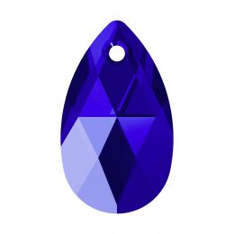 6106 Pear-shaped Pendant 22.0 MM Majestic Blue F (296)