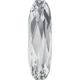 4161 Long Classic Oval Fancy Stone