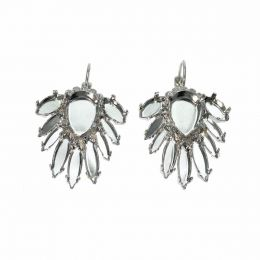 Fancy Peacock Earrings - Pack of 5 pairs