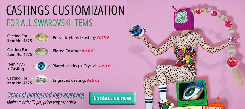 Castings Customization